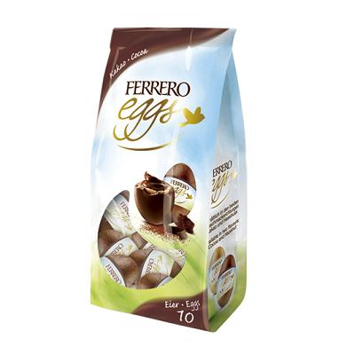FERRERO EGGS CACAU T10 C/1