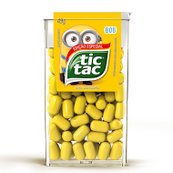 TICTAC FAM PERSONAGENS C/1