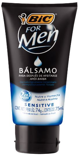 BALSAMO 90 ML POS BARBA C/1
