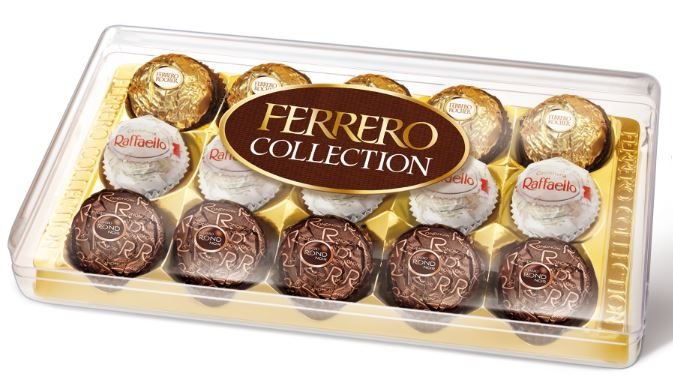 FERRERO COLLECTION T15