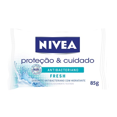 NV SAB ANTIBAC FRESH 85G C/1