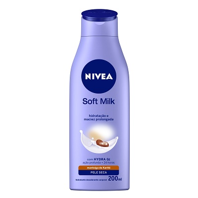 *NV HIDRAT SOFT MILK 200ML C/1