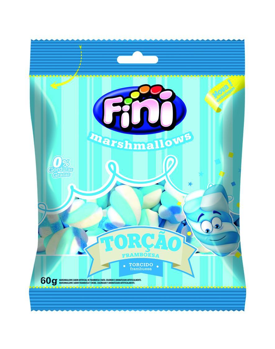 BFINI MARSH TORCAO FRAMBOESA 60G